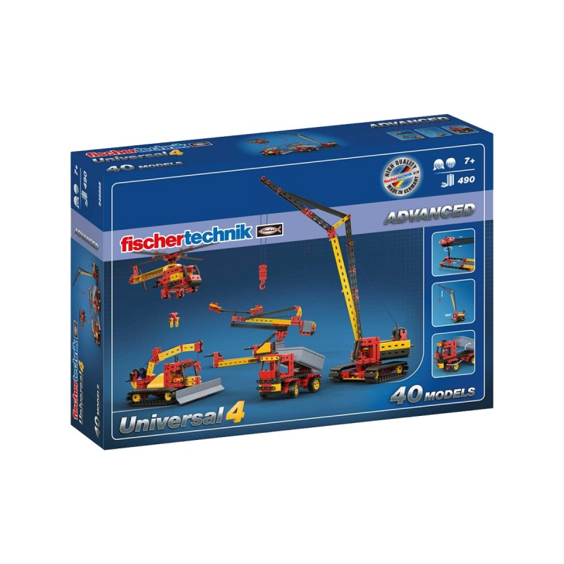 Constructor FischerTechnik Advanced