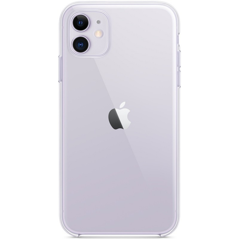 Чехол Apple Clear Case