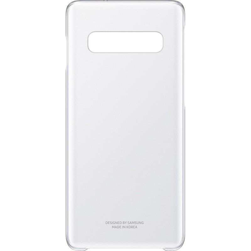 Чехол Samsung Clear Cover для Galaxy S10,