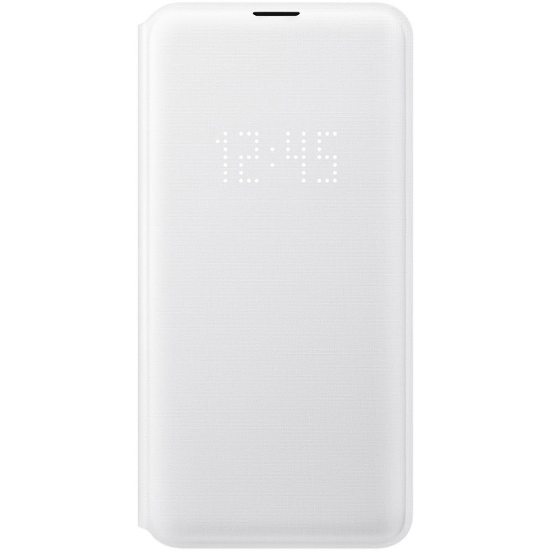 Чехол Samsung LED View Cover (White) для Galaxy S10e,