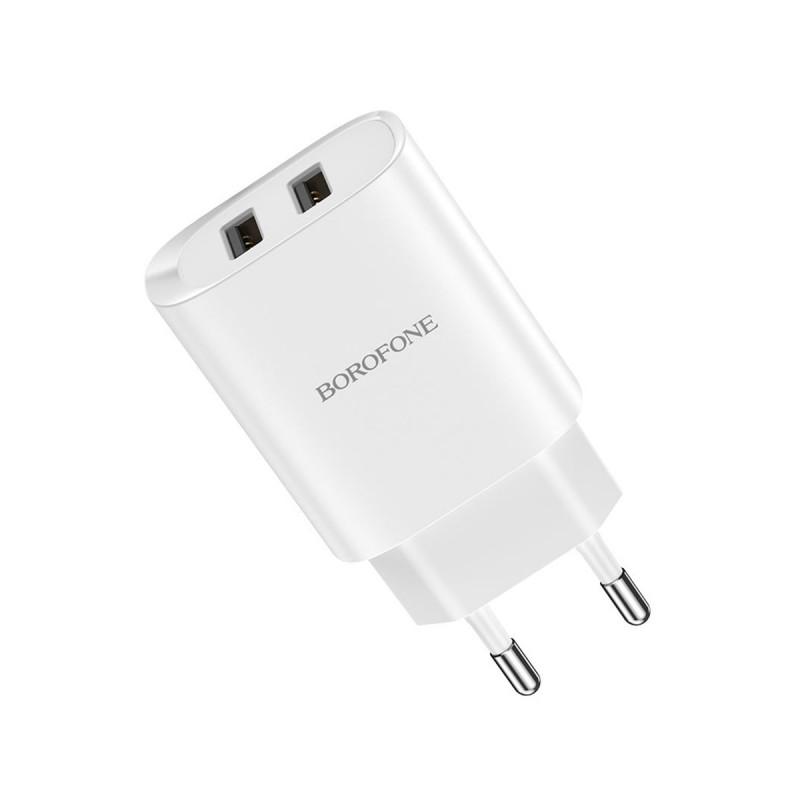Încărcător rețea cu cablu Borofone