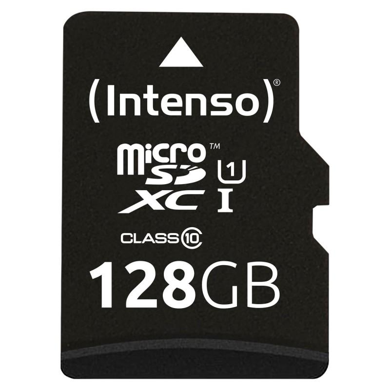 Карта памяти Intenso Micro SDXC