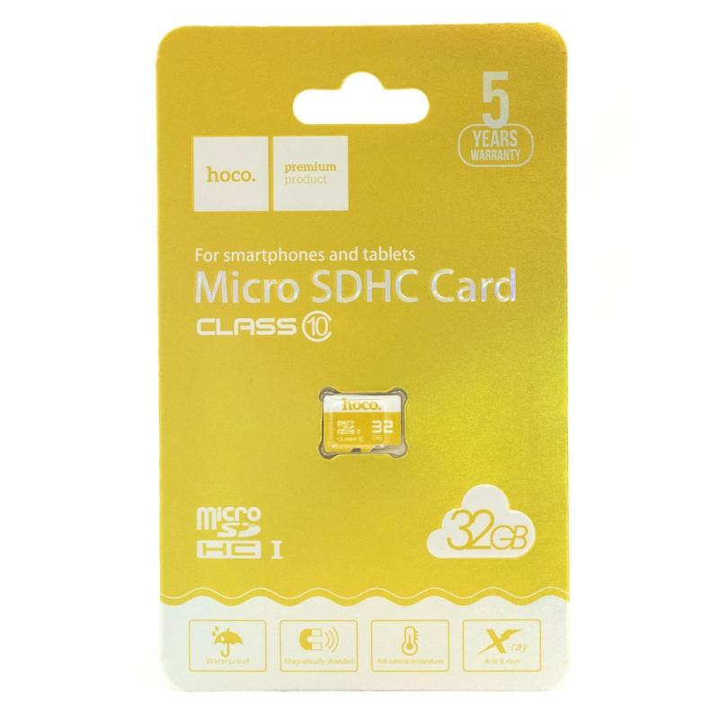 Карта памяти Hoco MicroSD