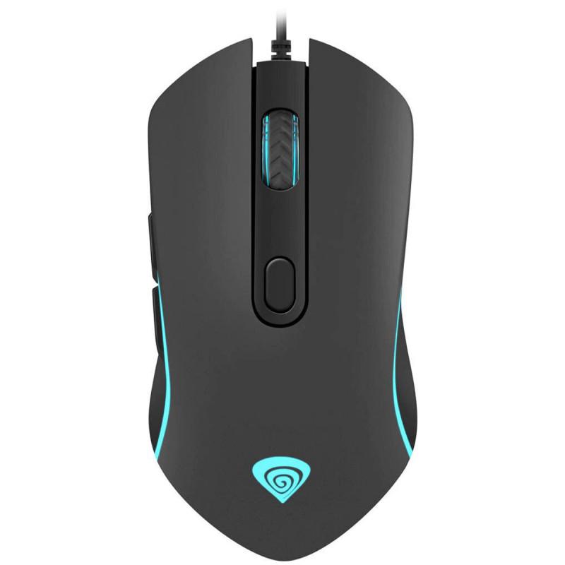 Игровая проводная мышь Genesis