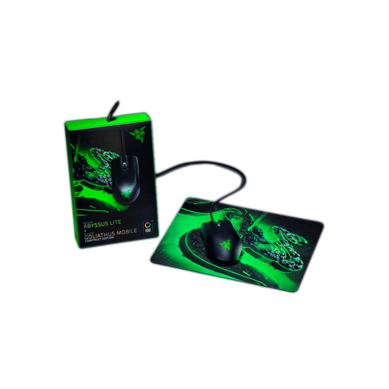 Mouse and Pad Gaming Razer