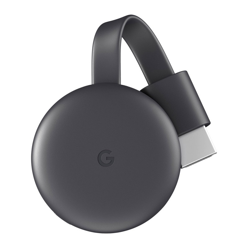 Player Multimedia Google Chromecast