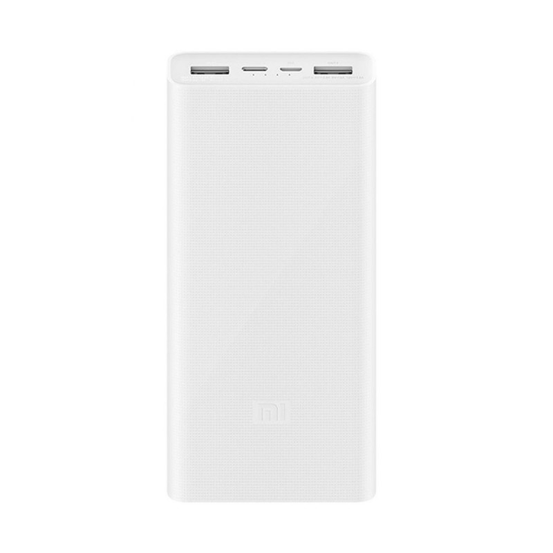 Портативное зарядное устройство Xiaomi Mi PowerBank 3