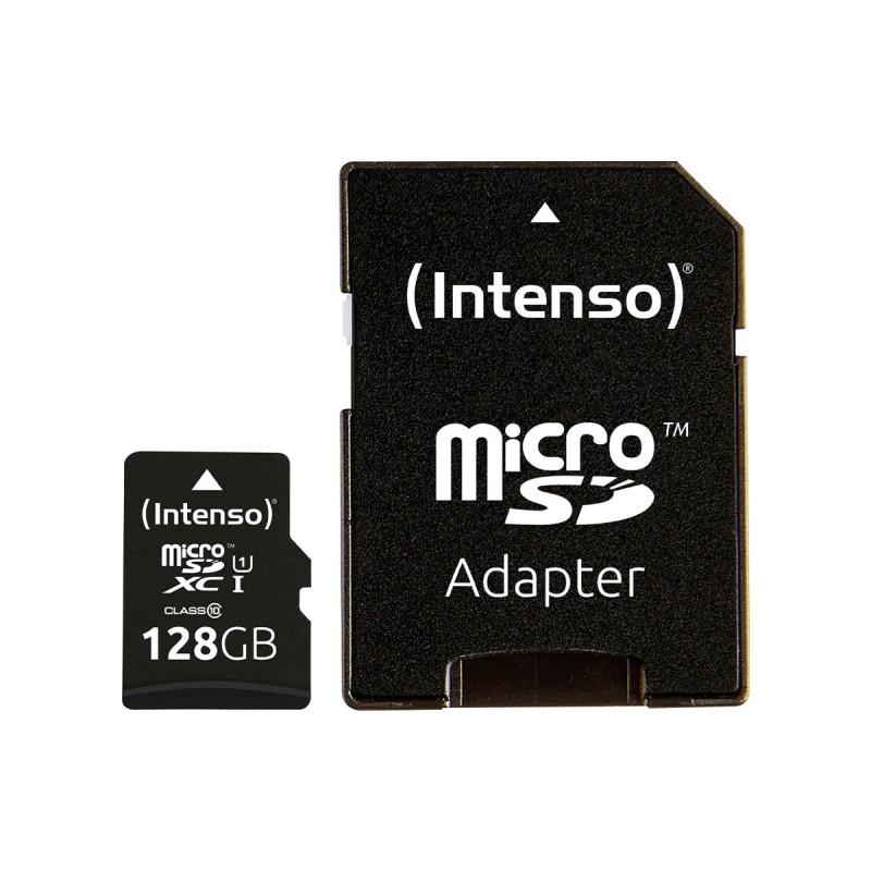 Card de memorie Intenso microSDXC