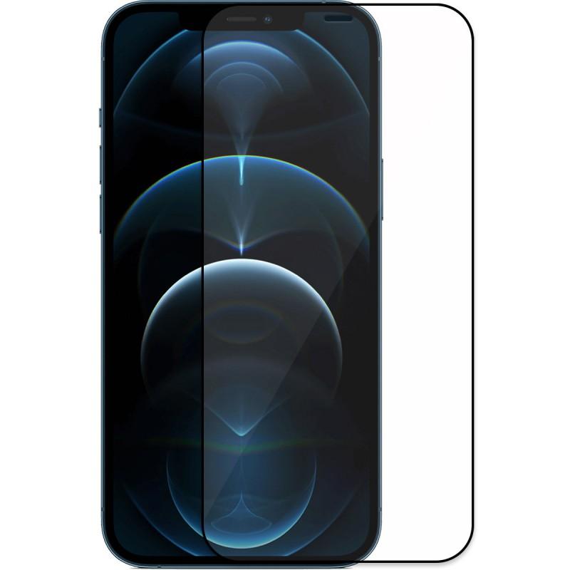 Защитное стекло Helmet 4D iPhone 12 Pro Max