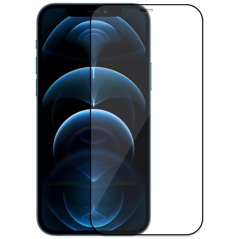 Защитное стекло Hoco Silk Screen HD iPhone 12 и 12 Pro