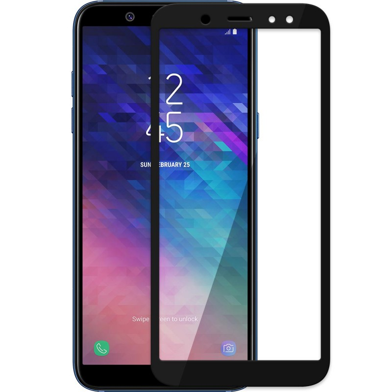 Защитне стекло Screen Geeks All Glue Samsung A6 2018