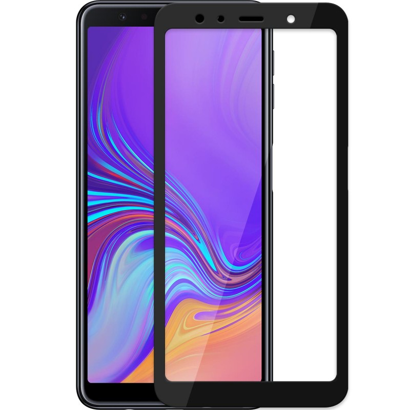 Защитне стекло Screen Geeks All Glue Samsung A7 2018