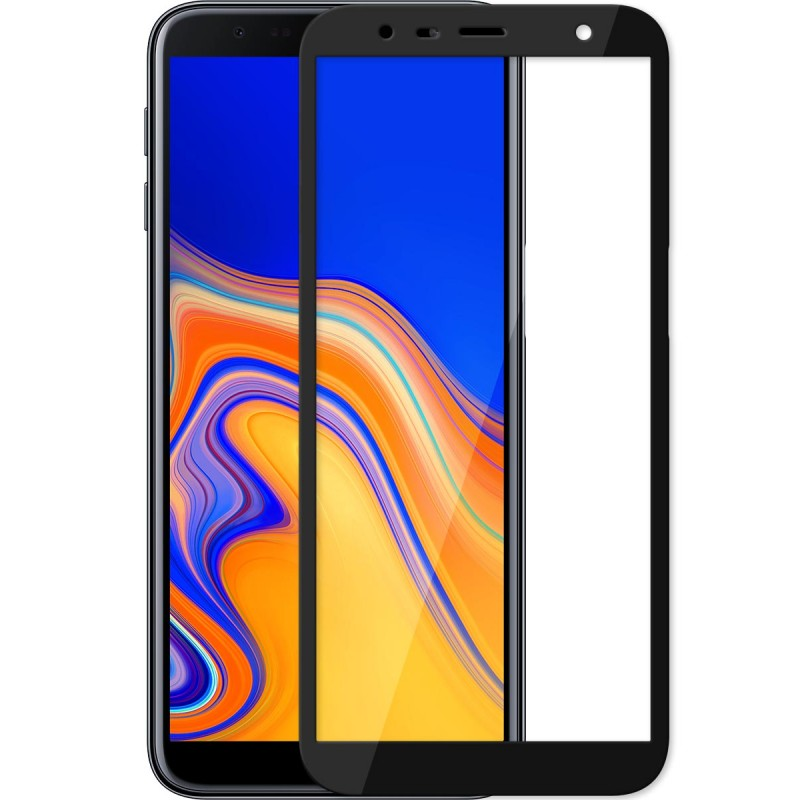 Sticlă protecție Screen Geeks All Glue 4D Samsung J6 Plus