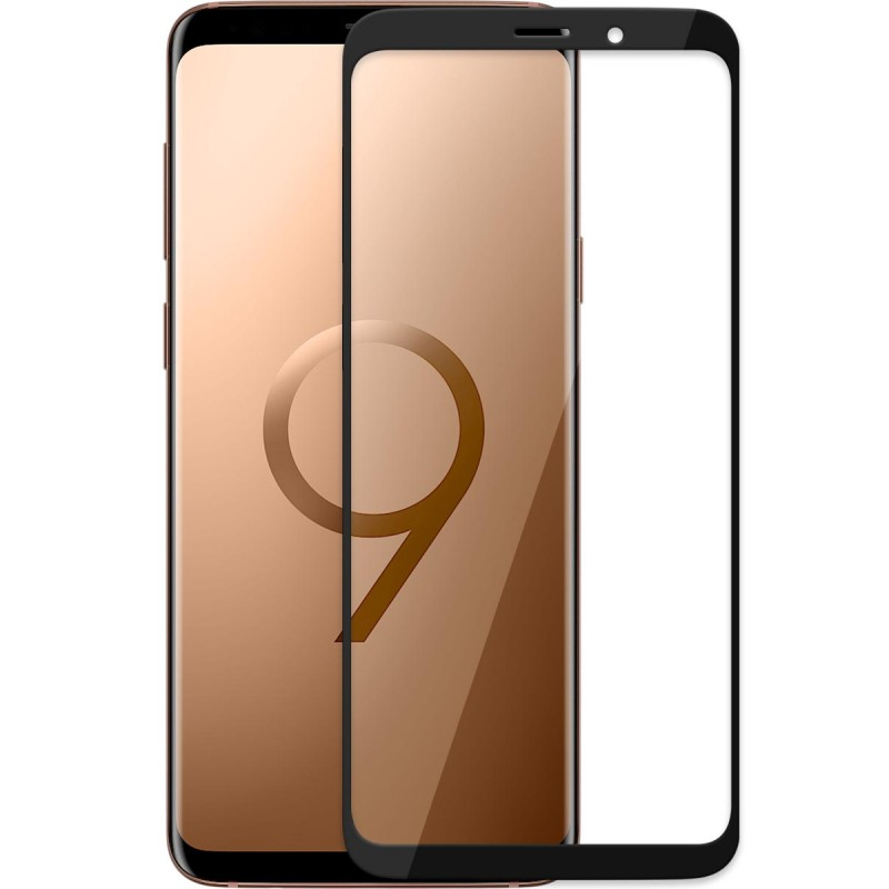 Защитне стекло Celly 3D Samsung Galaxy S9 plus