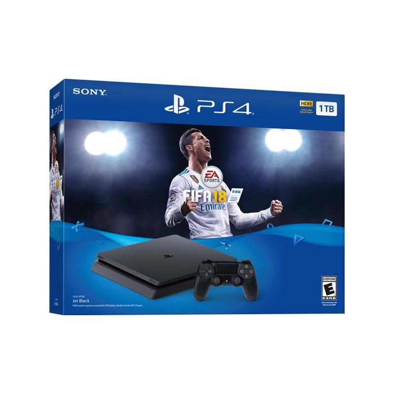 Consolă Sony PlayStation 4 Slim