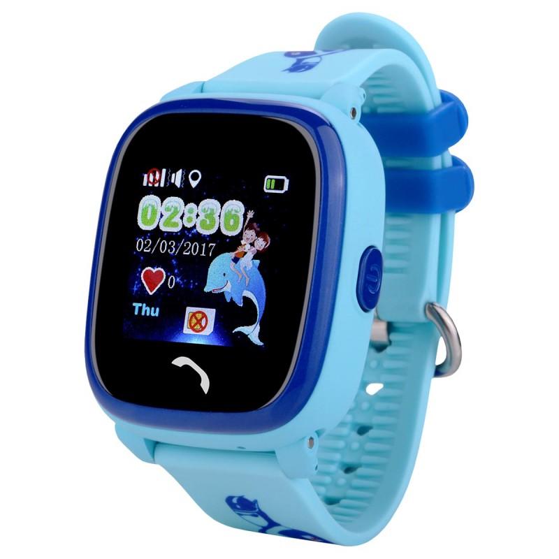 Детские GPS часы Wonlex GW400S