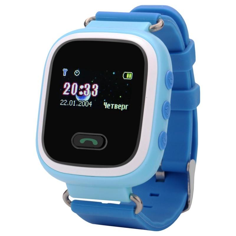 Детские GPS часы Wonlex GW900S