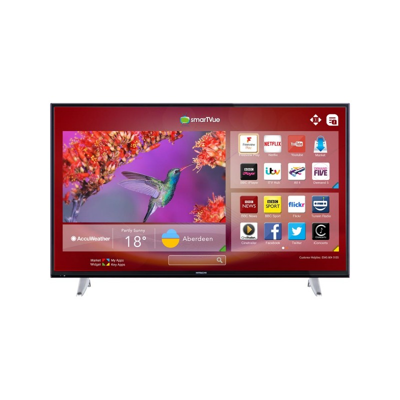 Televizor LED Smart TV Full HD HITACHI